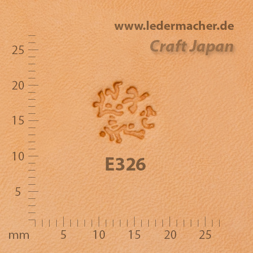 Craft Japan Punziereisen E326