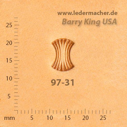 Barry King USA - Axe Head - Size 1
