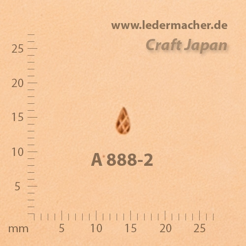 Craft Japan Punziereisen A888-2