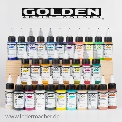 GOLDEN - High Flow Acrylfarben 30 ml