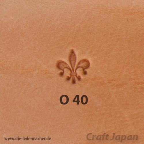Craft Japan Punziereisen O40