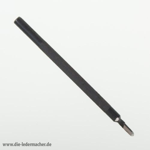 Schlageisen für Nahtlöcher - 1 Zahn - 2,0 mm
