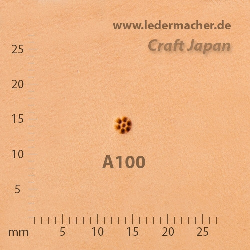 Craft Japan Punziereisen A100