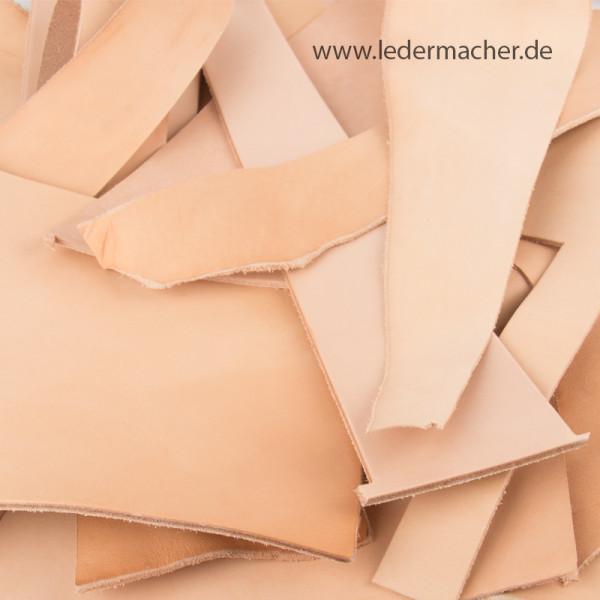 Blanklederreste gemischt 1 kg