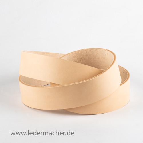 La Ruota Blanklederriemen 4 mm - 4,5 mm Croupon