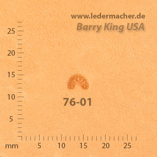 Barry King USA - Border 7 Seed - Size 1