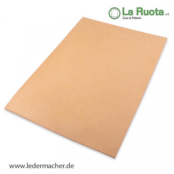 La Ruota - Blankleder - Zuschnitt 30x42 cm