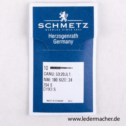 Schmetz System 794 - 180/24 - S-Point