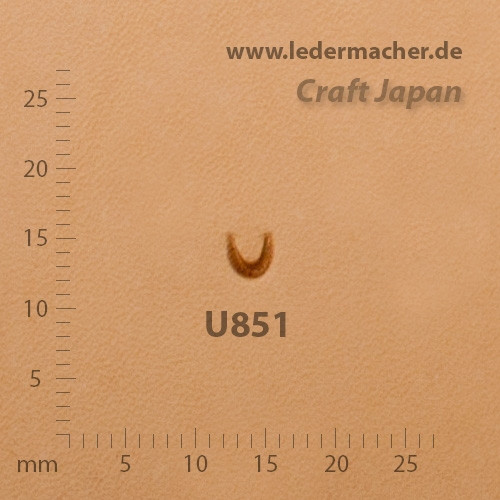 Craft Japan Punziereisen U851