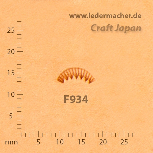 Craft Japan Punziereisen F934