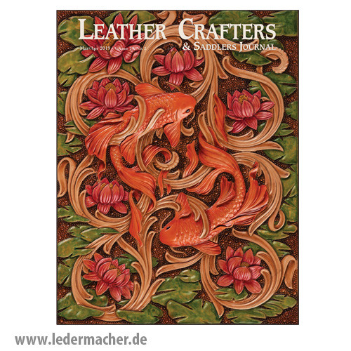 Leather Crafters & Saddlers Journal - 03/04 2019