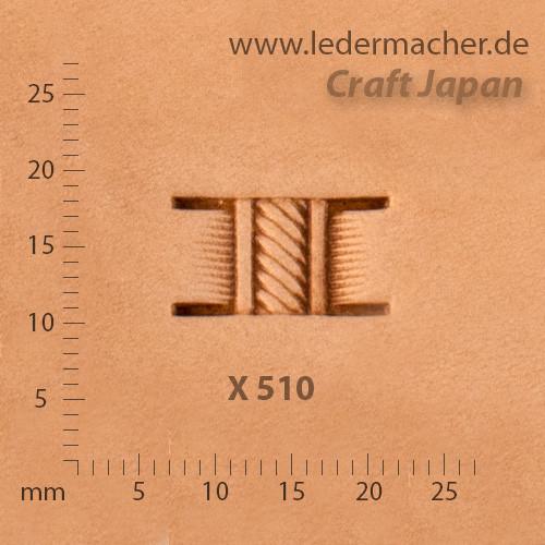 Craft Japan Punziereisen X510