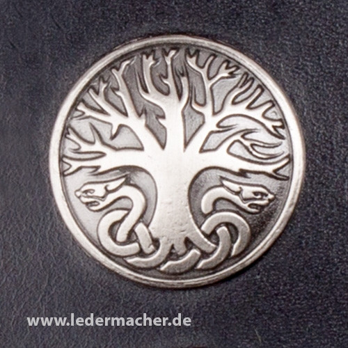 Celtic Concho - Tree of Life 1