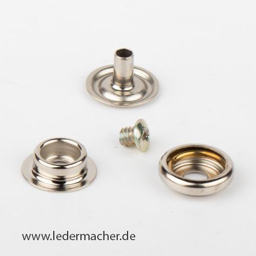 15 mm Druckknopf Adapter für Conchos