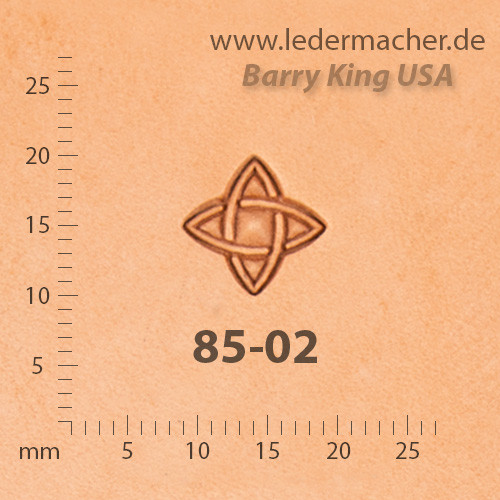 Barry King USA - Geometrics Celtic Box - Size 2