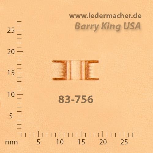 Barry King USA - Basket Stamp - Large Bar - Size 2