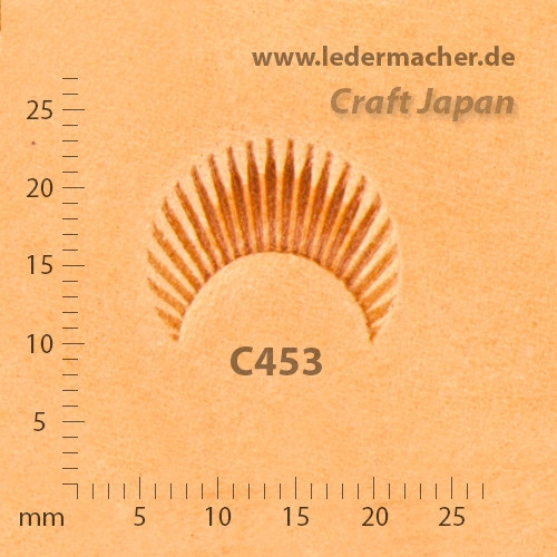 Craft Japan Punziereisen C453