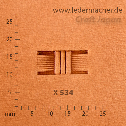 Craft Japan Punziereisen X534