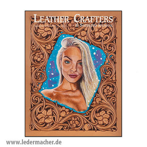Leather Crafters & Saddlers Journal - 09/10 2021