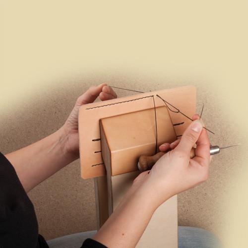 Leder-Workshop: Handnähen