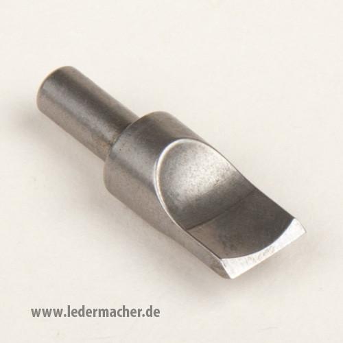 japanische Kurvenmesserklinge - Hohlschliff - 9,5 mm Klingenbreite