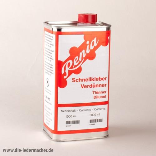 Renia Schnellkleber Verdünner - 1 Liter