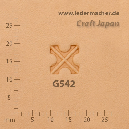 Craft Japan Punziereisen G542