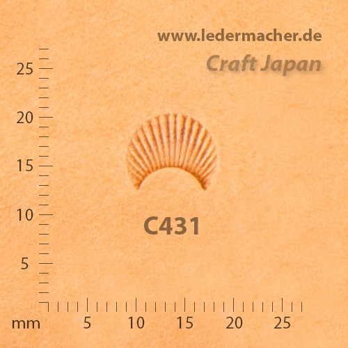 Craft Japan Punziereisen C431