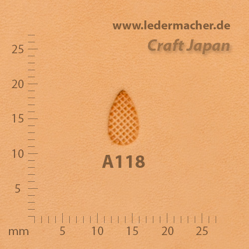 Craft Japan Punziereisen A118