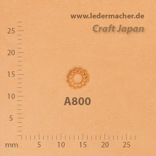 Craft Japan Punziereisen A800