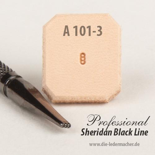 Blackline - A101-3 Punziereisen