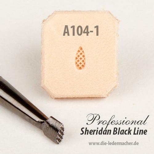 Blackline - A104-1 Punziereisen