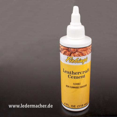 Fiebings Leathercraft Cement - 118 ml