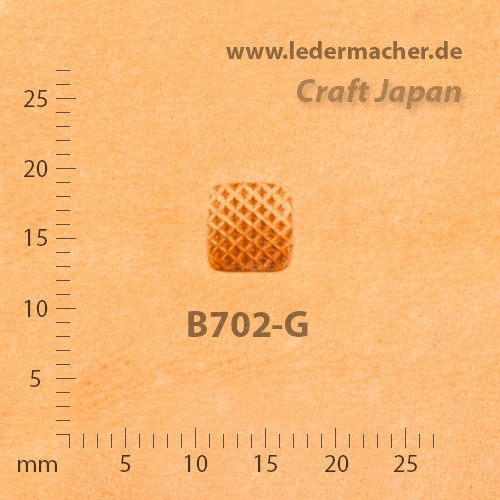 Craft Japan Punziereisen B702G