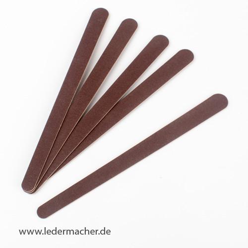 Schleifsticks 5er Packung - mittlere Körnung