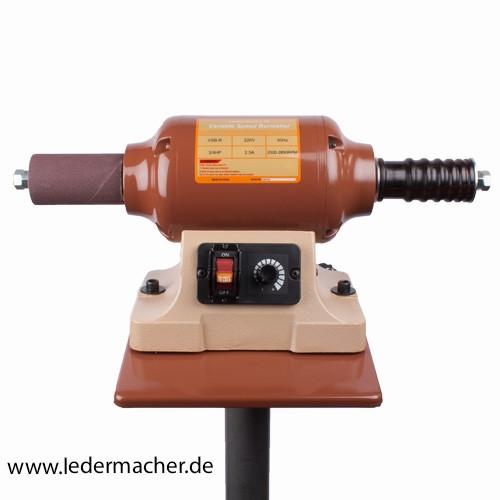 Leather Machine Company Burnisher