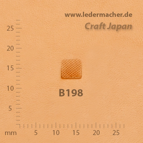 Craft Japan Punziereisen B198