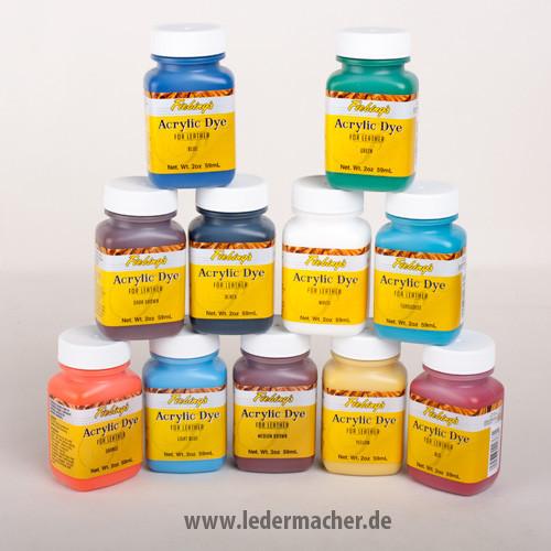Fiebings Acrylic Dye - 59 ml