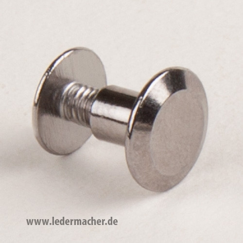 Chicago Screw - 5 mm - gunmetal