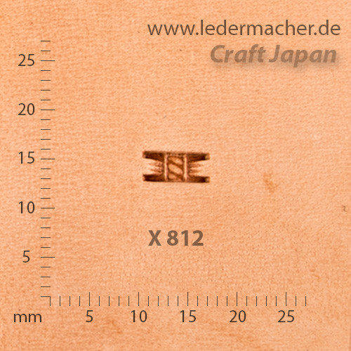 Craft Japan Punziereisen X812