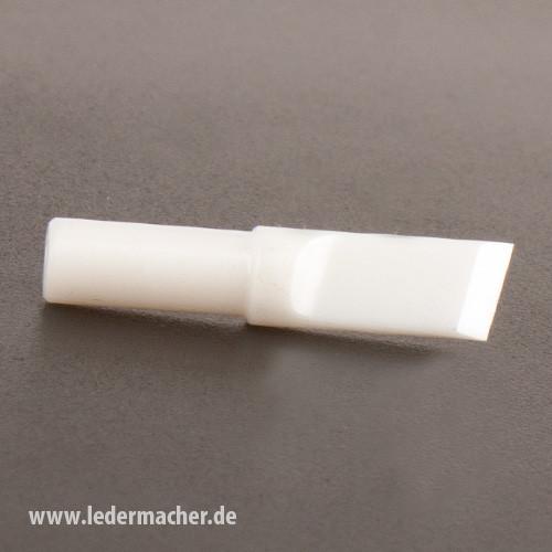 Keramik Kurvenmesserklinge gewinkelt - 2,9 mm Klingenstärke