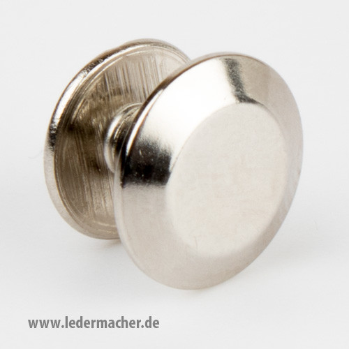Chicago Screw - 3 mm - silberfarben