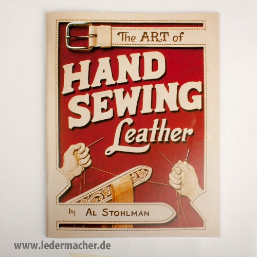 The Art of Handsewing Leather - Lederfachbuch