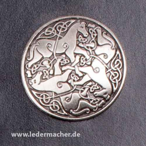Celtic Concho - Horses 1