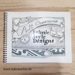 Serge Volken - Belt Ornaments - Volume 1 - Ethnic Style Designs
