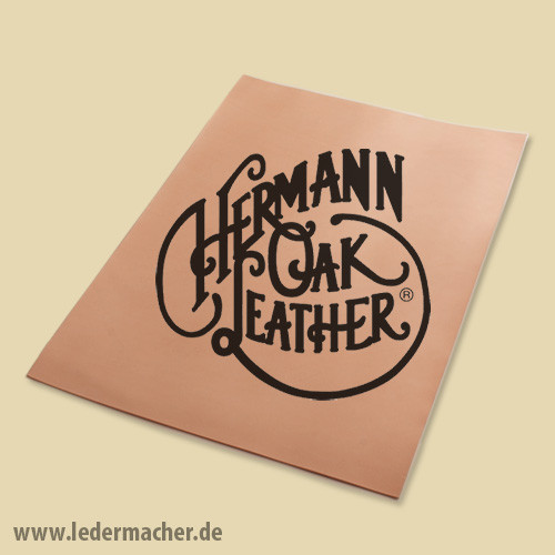 Hermann Oak Toolingleather 2,2 mm - 30 x 42 cm