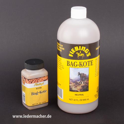 Fiebings Bag Kote - 118 ml oder 946 ml