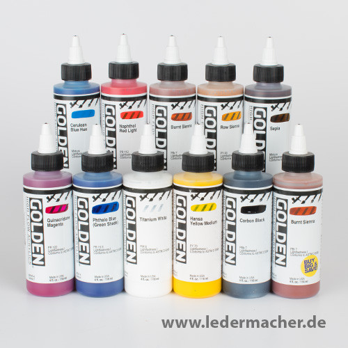 GOLDEN High Flow Acrylfarben - 118 ml