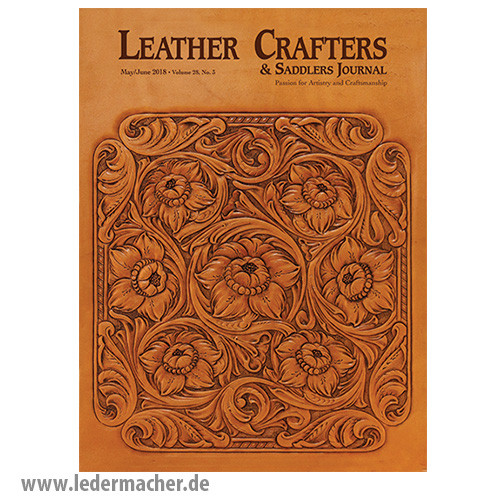 Leather Crafters & Saddlers Journal - 05/06 2018