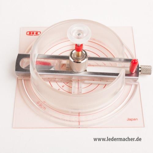Kreisschneider für Kreise von 18 mm bis 17 cm